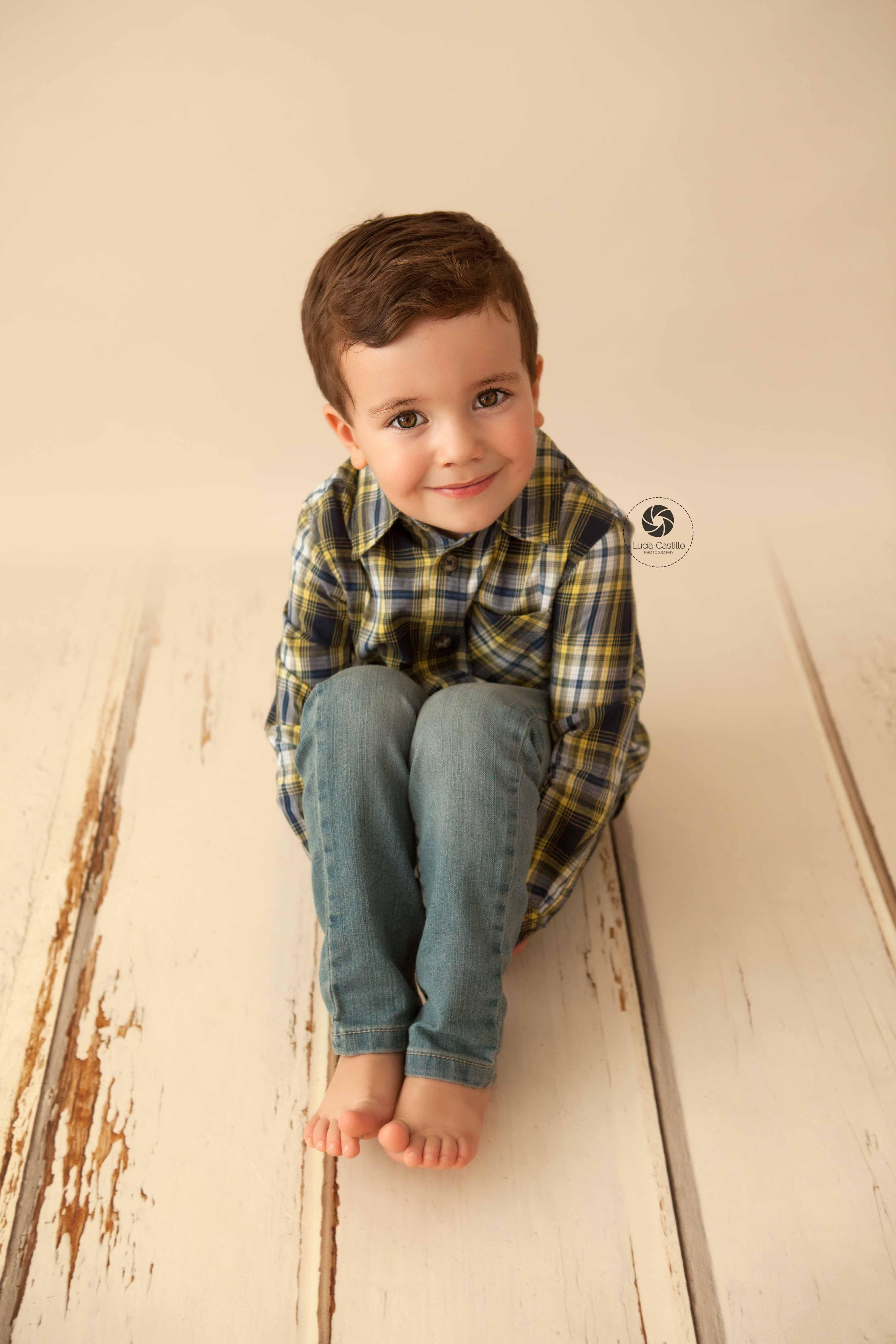 Fotografía infantil en Madrid