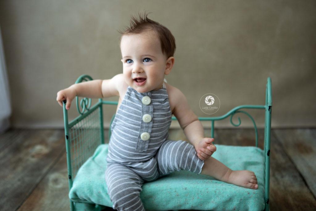Fotografía bebés en Madrid